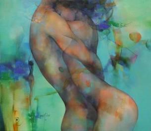 In Dir zärtlich zu Dir sein Dich küssen von außen und Dich streicheln von innen so und so und auch anders