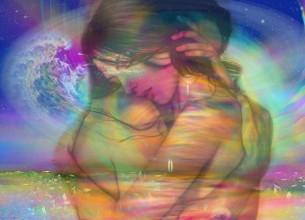 Dich hab ich, mir scheint, geliebt in vielen Gestalten So viele Male, wieder und wieder in jedem Leben, wieder und wieder in jeder Epoche.